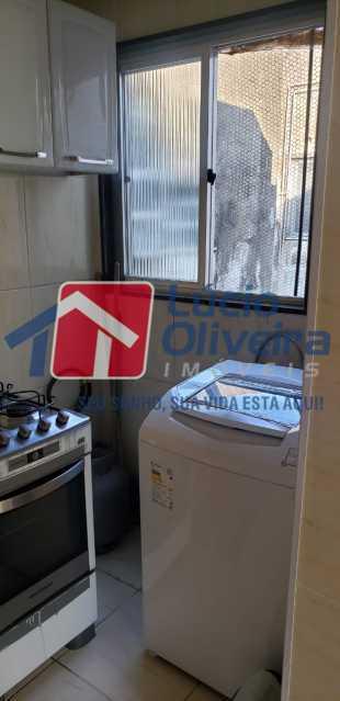 conj arco 10 - Apartamento Avenida Brasil,Penha, Rio de Janeiro, RJ À Venda, 2 Quartos, 46m² - VPAP21438 - 7