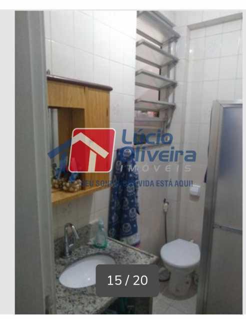 conj arco iris bloco 05 102 01 - Apartamento Avenida Brasil,Penha, Rio de Janeiro, RJ À Venda, 2 Quartos, 46m² - VPAP21440 - 12
