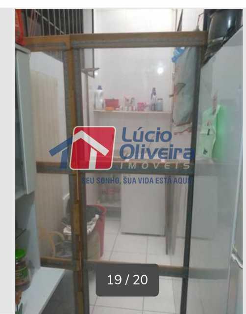 conj arco iris bloco 05 102 03 - Apartamento Avenida Brasil,Penha, Rio de Janeiro, RJ À Venda, 2 Quartos, 46m² - VPAP21440 - 11