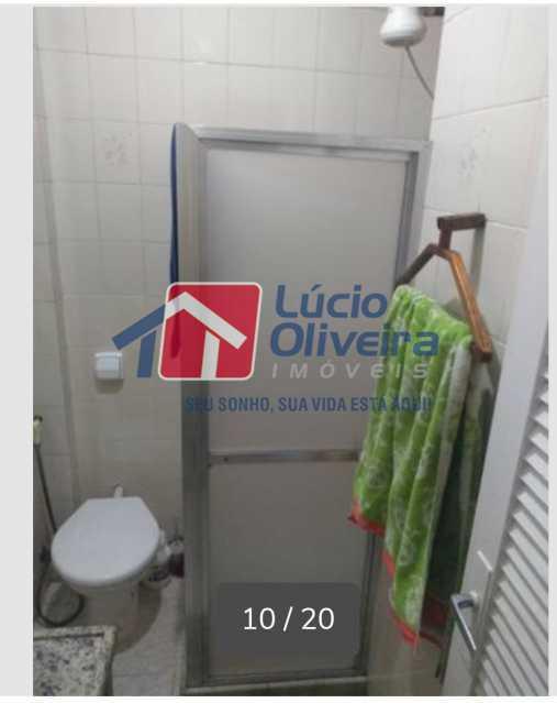 conj arco iris bloco 05 102 04 - Apartamento Avenida Brasil,Penha, Rio de Janeiro, RJ À Venda, 2 Quartos, 46m² - VPAP21440 - 16