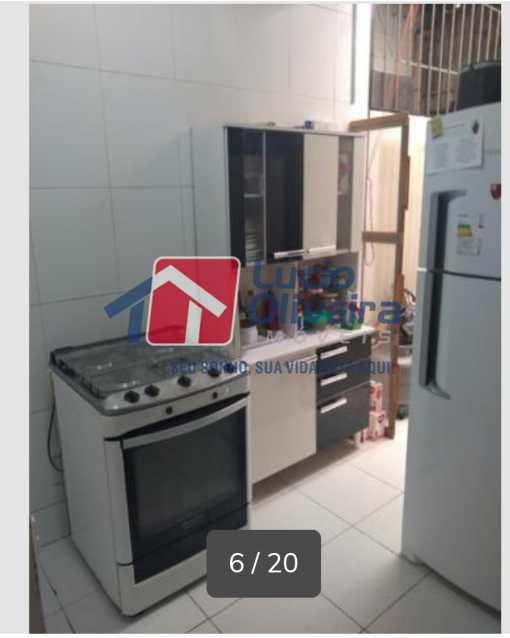 conj arco iris bloco 05 102 05 - Apartamento Avenida Brasil,Penha, Rio de Janeiro, RJ À Venda, 2 Quartos, 46m² - VPAP21440 - 6