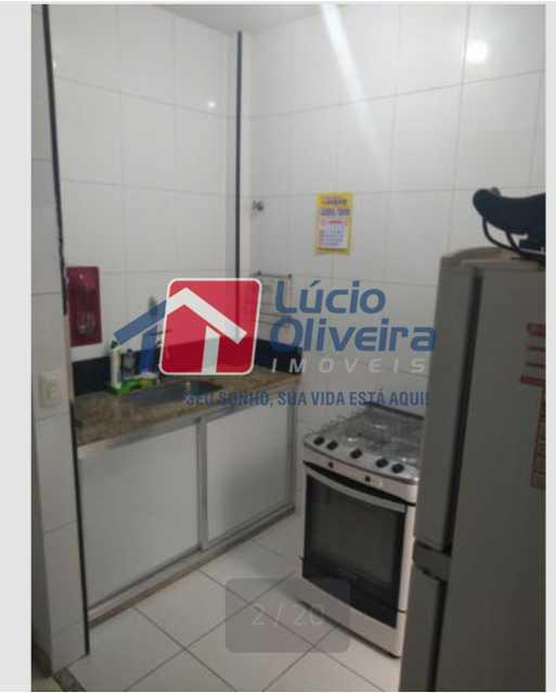 conj arco iris bloco 05 102 06 - Apartamento Avenida Brasil,Penha, Rio de Janeiro, RJ À Venda, 2 Quartos, 46m² - VPAP21440 - 7