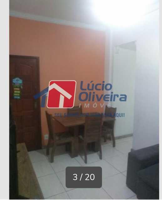 conj arco iris bloco 05 102 08 - Apartamento Avenida Brasil,Penha, Rio de Janeiro, RJ À Venda, 2 Quartos, 46m² - VPAP21440 - 4
