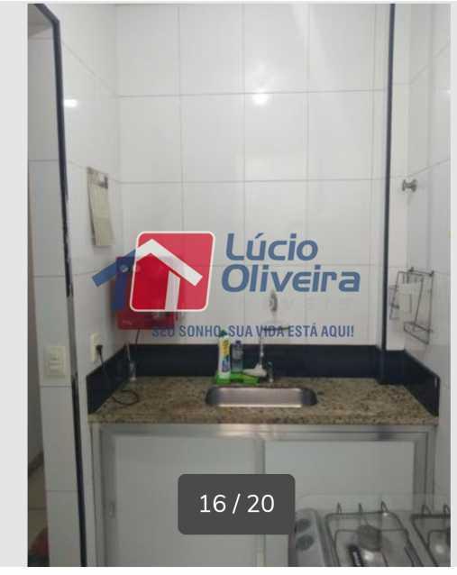 conj arco iris bloco 05 102 09 - Apartamento Avenida Brasil,Penha, Rio de Janeiro, RJ À Venda, 2 Quartos, 46m² - VPAP21440 - 5