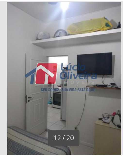 conj arco iris bloco 05 102 10 - Apartamento Avenida Brasil,Penha, Rio de Janeiro, RJ À Venda, 2 Quartos, 46m² - VPAP21440 - 14