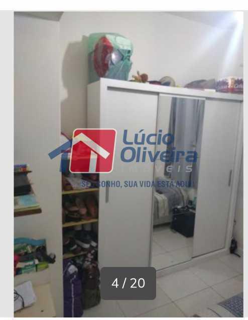 conj arco iris bloco 05 102 11 - Apartamento Avenida Brasil,Penha, Rio de Janeiro, RJ À Venda, 2 Quartos, 46m² - VPAP21440 - 13