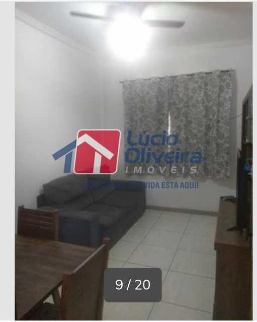 conj arco iris bloco 05 102 13 - Apartamento Avenida Brasil,Penha, Rio de Janeiro, RJ À Venda, 2 Quartos, 46m² - VPAP21440 - 3