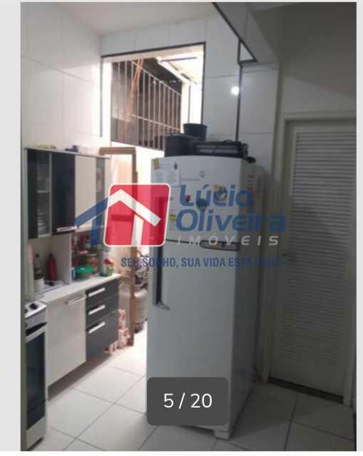 conj arco iris bloco 05 102 14 - Apartamento Avenida Brasil,Penha, Rio de Janeiro, RJ À Venda, 2 Quartos, 46m² - VPAP21440 - 8