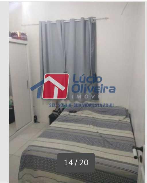 conj arco iris bloco 05 102 15 - Apartamento Avenida Brasil,Penha, Rio de Janeiro, RJ À Venda, 2 Quartos, 46m² - VPAP21440 - 15
