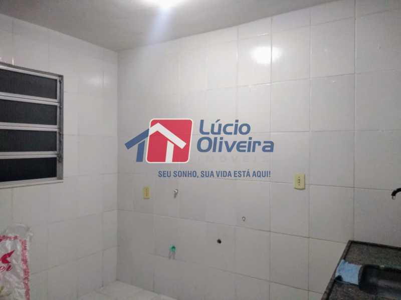 04 - Cozinha - Apartamento à venda Rua Arvoredo,Higienópolis, Rio de Janeiro - R$ 175.000 - VPAP10152 - 5