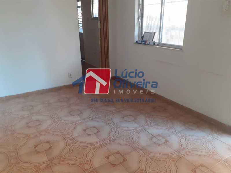 2-Sala - Casa à venda Rua Taborari,Braz de Pina, Rio de Janeiro - R$ 145.000 - VPCA10029 - 3