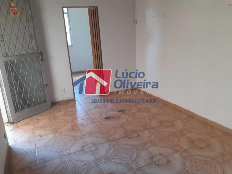 3-Sala - Casa à venda Rua Taborari,Braz de Pina, Rio de Janeiro - R$ 145.000 - VPCA10029 - 4