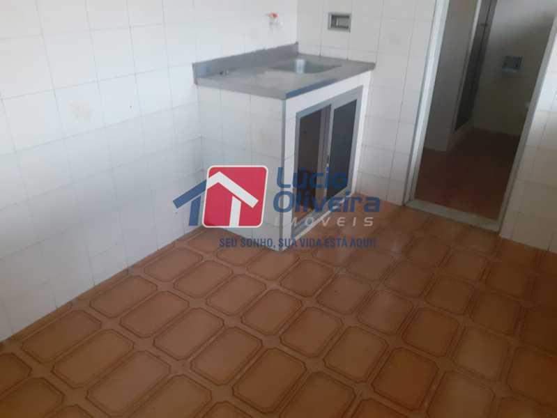 6-Cozinha....... - Casa à venda Rua Taborari,Braz de Pina, Rio de Janeiro - R$ 145.000 - VPCA10029 - 7