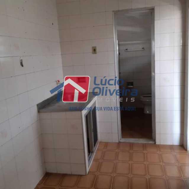 7-Cozinha - Casa à venda Rua Taborari,Braz de Pina, Rio de Janeiro - R$ 145.000 - VPCA10029 - 8
