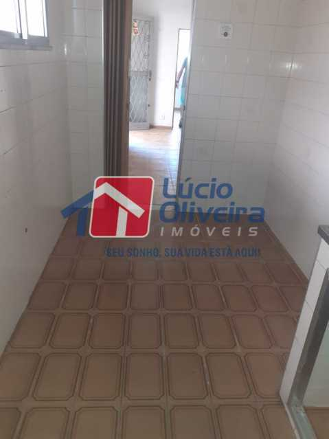 8-Cozinha... - Casa à venda Rua Taborari,Braz de Pina, Rio de Janeiro - R$ 145.000 - VPCA10029 - 9