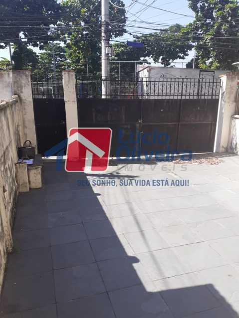 11-Garagem... - Casa à venda Rua Taborari,Braz de Pina, Rio de Janeiro - R$ 145.000 - VPCA10029 - 12