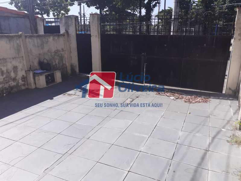 12-Garagem - Casa à venda Rua Taborari,Braz de Pina, Rio de Janeiro - R$ 145.000 - VPCA10029 - 13