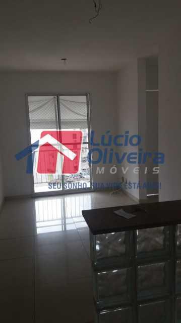 1-Sala ambiente - Apartamento à venda Rua Cordovil,Parada de Lucas, Rio de Janeiro - R$ 200.000 - VPAP30345 - 1
