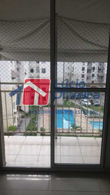 2-Varanda - Apartamento à venda Rua Cordovil,Parada de Lucas, Rio de Janeiro - R$ 200.000 - VPAP30345 - 3