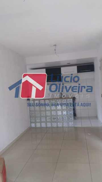 3-Sala e cozinha Americana - Apartamento à venda Rua Cordovil,Parada de Lucas, Rio de Janeiro - R$ 200.000 - VPAP30345 - 4
