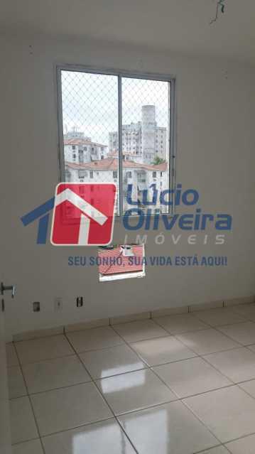 6-Quarto 1 - Apartamento à venda Rua Cordovil,Parada de Lucas, Rio de Janeiro - R$ 200.000 - VPAP30345 - 7