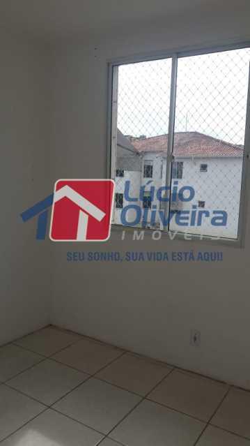 7-Quarto 2. - Apartamento à venda Rua Cordovil,Parada de Lucas, Rio de Janeiro - R$ 200.000 - VPAP30345 - 8
