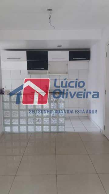 9-Cozinha Americana - Apartamento à venda Rua Cordovil,Parada de Lucas, Rio de Janeiro - R$ 200.000 - VPAP30345 - 10