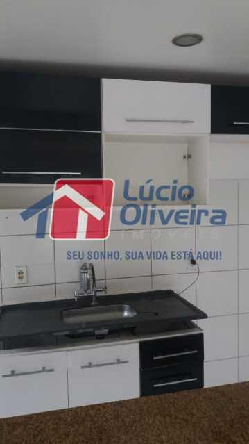10-Cozinha planejada - Apartamento à venda Rua Cordovil,Parada de Lucas, Rio de Janeiro - R$ 200.000 - VPAP30345 - 11