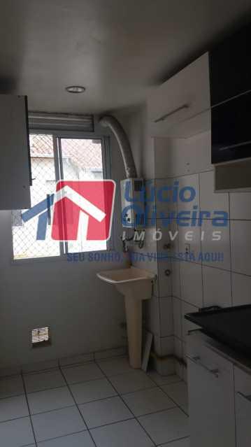 11-Area de Serviço - Apartamento à venda Rua Cordovil,Parada de Lucas, Rio de Janeiro - R$ 200.000 - VPAP30345 - 12