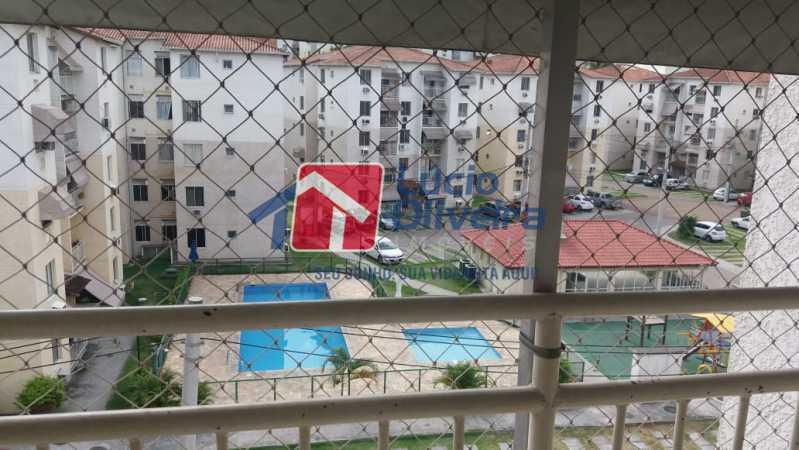14-Vista Varanda - Apartamento à venda Rua Cordovil,Parada de Lucas, Rio de Janeiro - R$ 200.000 - VPAP30345 - 15