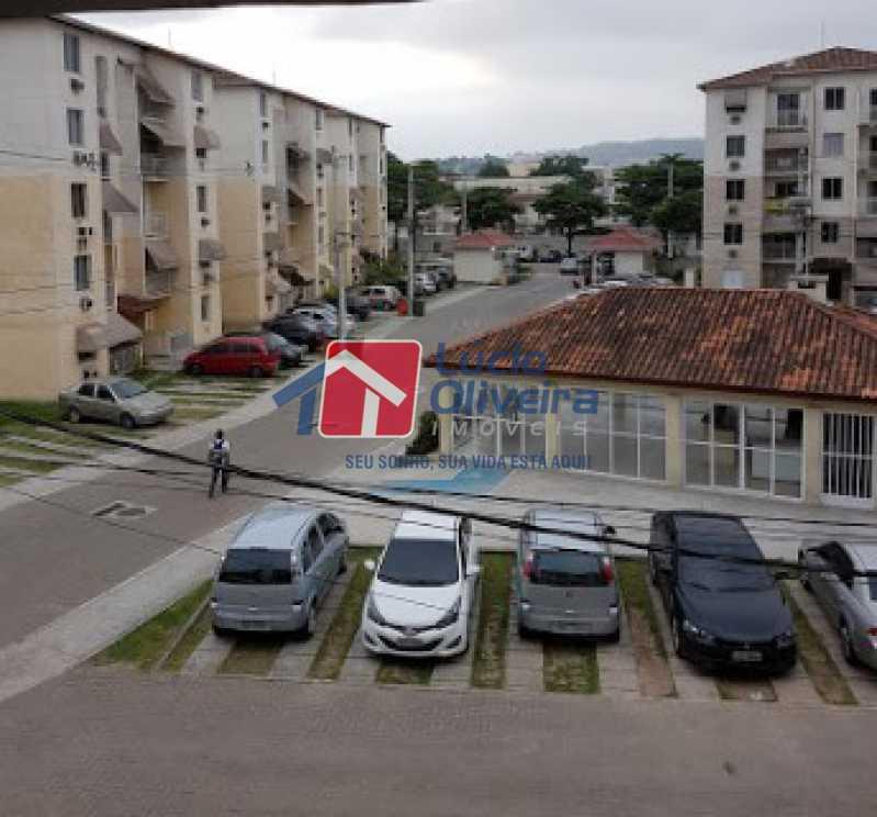 15-Garagem parqueamento - Apartamento à venda Rua Cordovil,Parada de Lucas, Rio de Janeiro - R$ 200.000 - VPAP30345 - 16