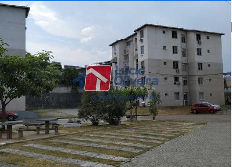 16-Area interna condominio - Apartamento à venda Rua Cordovil,Parada de Lucas, Rio de Janeiro - R$ 200.000 - VPAP30345 - 17