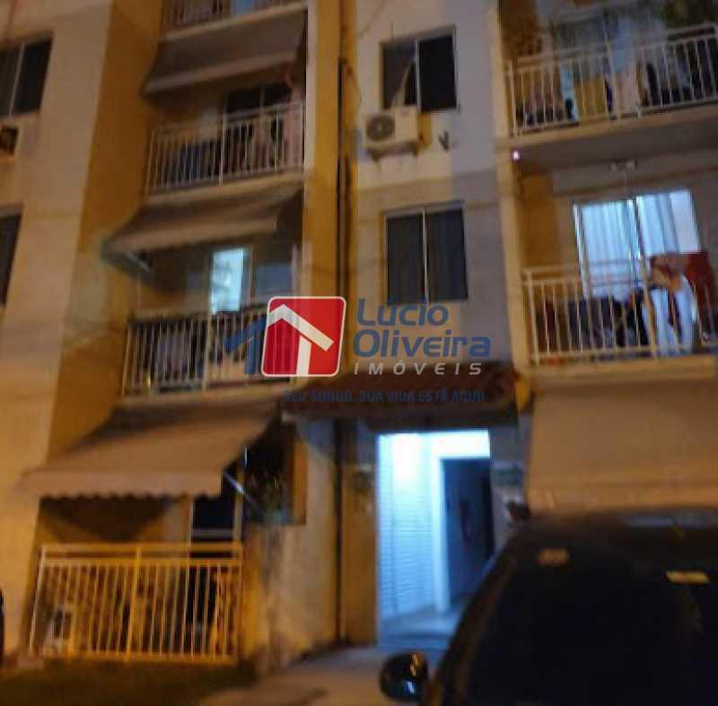 20-Vista predio externa - Apartamento à venda Rua Cordovil,Parada de Lucas, Rio de Janeiro - R$ 200.000 - VPAP30345 - 21