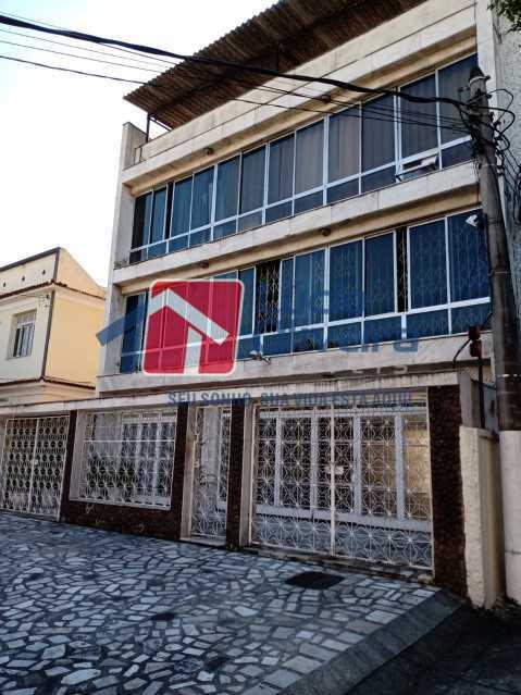 1 frente - Casa Rua Professor Plínio Bastos,Olaria, Rio de Janeiro, RJ À Venda, 4 Quartos, 394m² - VPCA40064 - 1