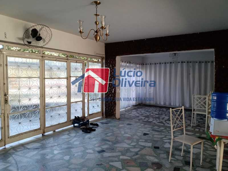 4 Hall entrada - Casa Rua Professor Plínio Bastos,Olaria, Rio de Janeiro, RJ À Venda, 4 Quartos, 394m² - VPCA40064 - 6
