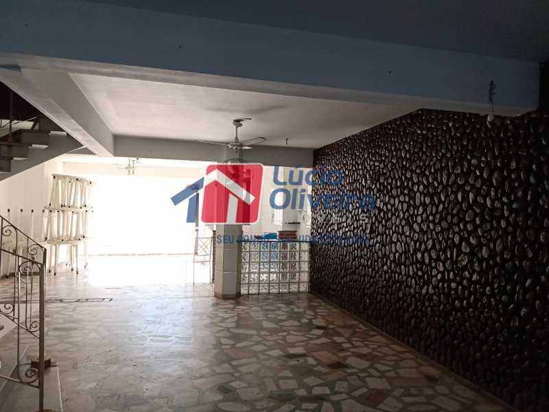 6 Hall entrada - Casa Rua Professor Plínio Bastos,Olaria, Rio de Janeiro, RJ À Venda, 4 Quartos, 394m² - VPCA40064 - 8