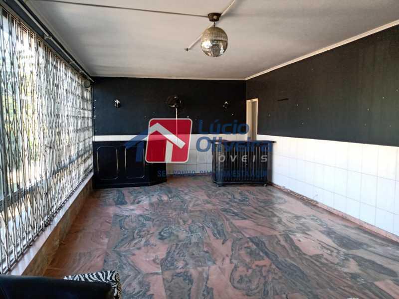 14 salao, segundo piso - Casa Rua Professor Plínio Bastos,Olaria, Rio de Janeiro, RJ À Venda, 4 Quartos, 394m² - VPCA40064 - 17