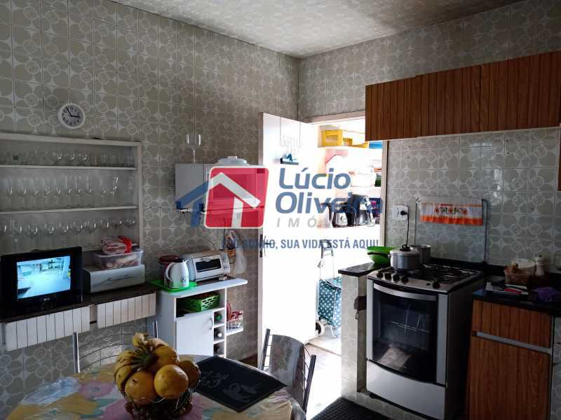 16 cozinha - Casa Rua Professor Plínio Bastos,Olaria, Rio de Janeiro, RJ À Venda, 4 Quartos, 394m² - VPCA40064 - 20