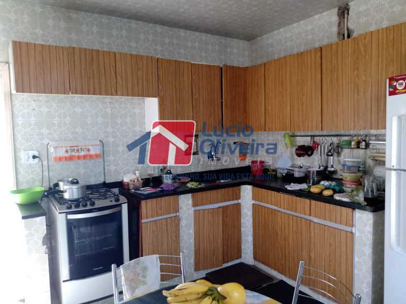 17 cozinha - Casa Rua Professor Plínio Bastos,Olaria, Rio de Janeiro, RJ À Venda, 4 Quartos, 394m² - VPCA40064 - 21