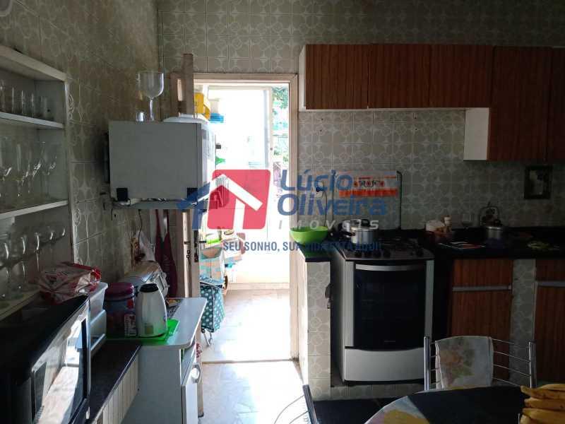 18 cozinha - Casa Rua Professor Plínio Bastos,Olaria, Rio de Janeiro, RJ À Venda, 4 Quartos, 394m² - VPCA40064 - 22