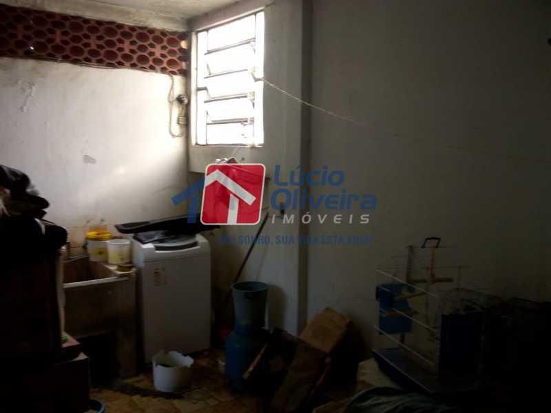 15 - Casa à venda Rua Teixeira da Costa,Vaz Lobo, Rio de Janeiro - R$ 350.000 - VPCA30199 - 16