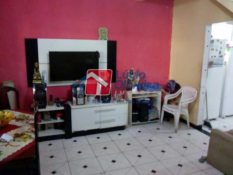 05 - Casa à venda Rua Teixeira da Costa,Vaz Lobo, Rio de Janeiro - R$ 350.000 - VPCA30199 - 6