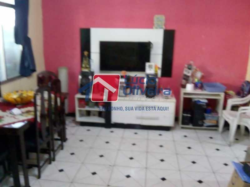 04 - Casa à venda Rua Teixeira da Costa,Vaz Lobo, Rio de Janeiro - R$ 350.000 - VPCA30199 - 5