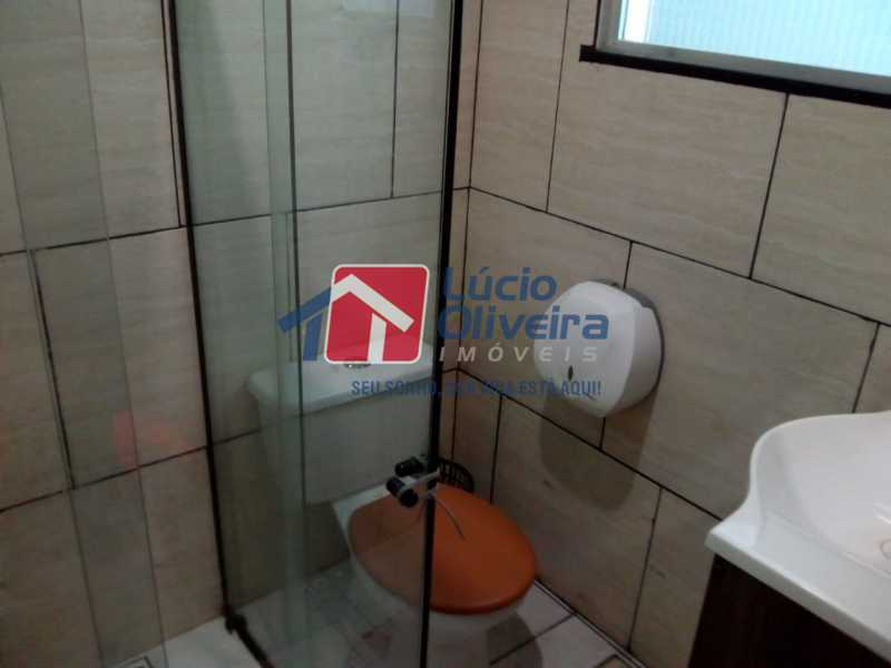06 - Casa à venda Rua Teixeira da Costa,Vaz Lobo, Rio de Janeiro - R$ 350.000 - VPCA30199 - 7