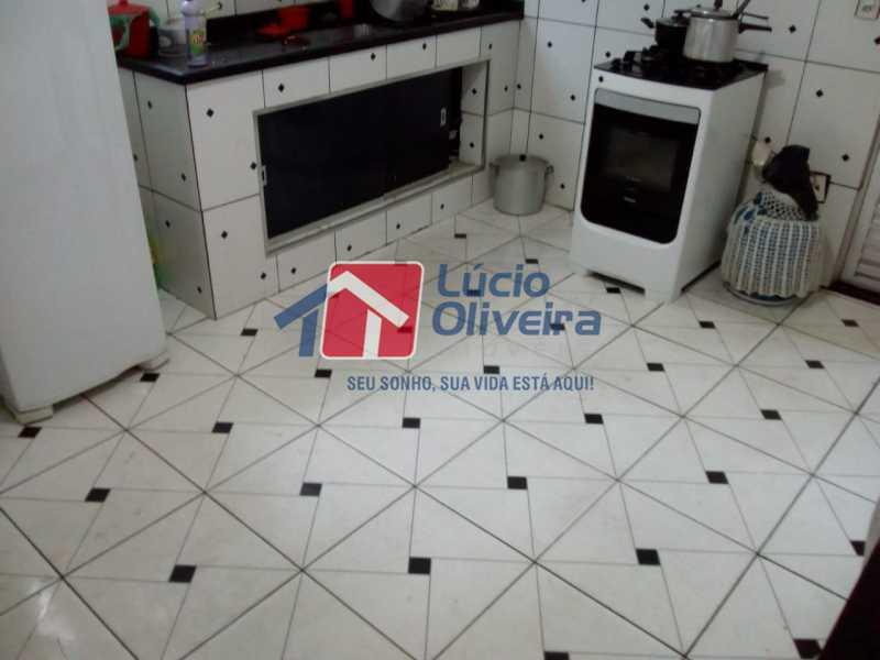 08 - Casa à venda Rua Teixeira da Costa,Vaz Lobo, Rio de Janeiro - R$ 350.000 - VPCA30199 - 9