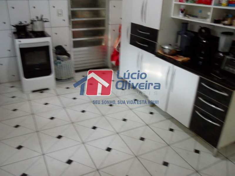 09 - Casa à venda Rua Teixeira da Costa,Vaz Lobo, Rio de Janeiro - R$ 350.000 - VPCA30199 - 10