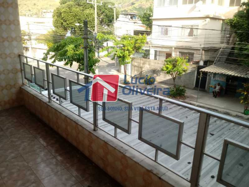 02 - Casa à venda Rua Teixeira da Costa,Vaz Lobo, Rio de Janeiro - R$ 350.000 - VPCA30199 - 3