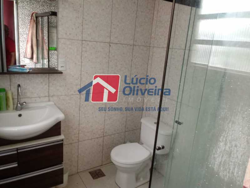 12 - Casa à venda Rua Teixeira da Costa,Vaz Lobo, Rio de Janeiro - R$ 350.000 - VPCA30199 - 13