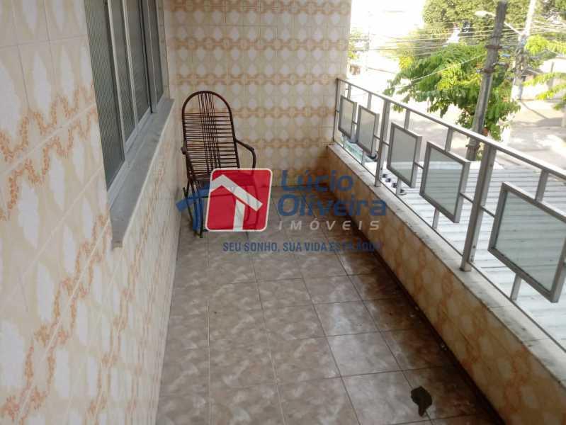 03 - Casa à venda Rua Teixeira da Costa,Vaz Lobo, Rio de Janeiro - R$ 350.000 - VPCA30199 - 4