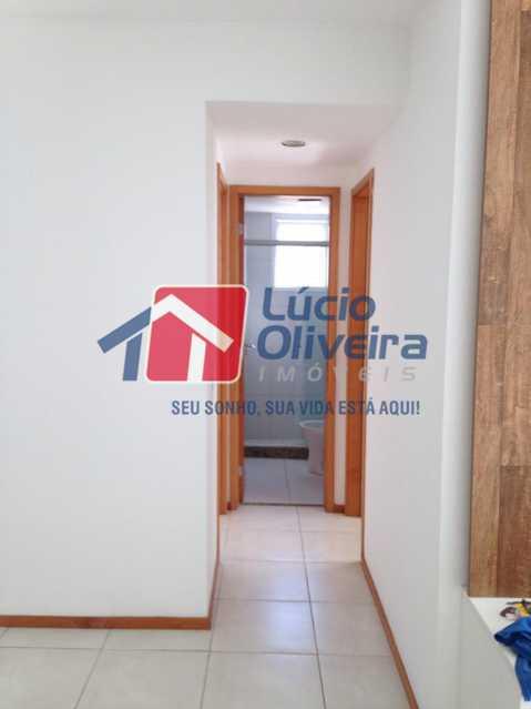 10 - Circulação - Apartamento à venda Rua Fábio Luz,Méier, Rio de Janeiro - R$ 500.000 - VPAP21443 - 11